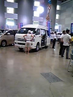 トヨタハイエースフェア